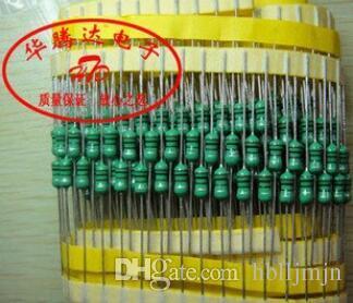 Inductor de 1uH a 470uH, 14valuesX10pcs = 140pcs, Paquete de componentes electrónicos, Kit surtido de inductores (1UH 2.2UH 10UH