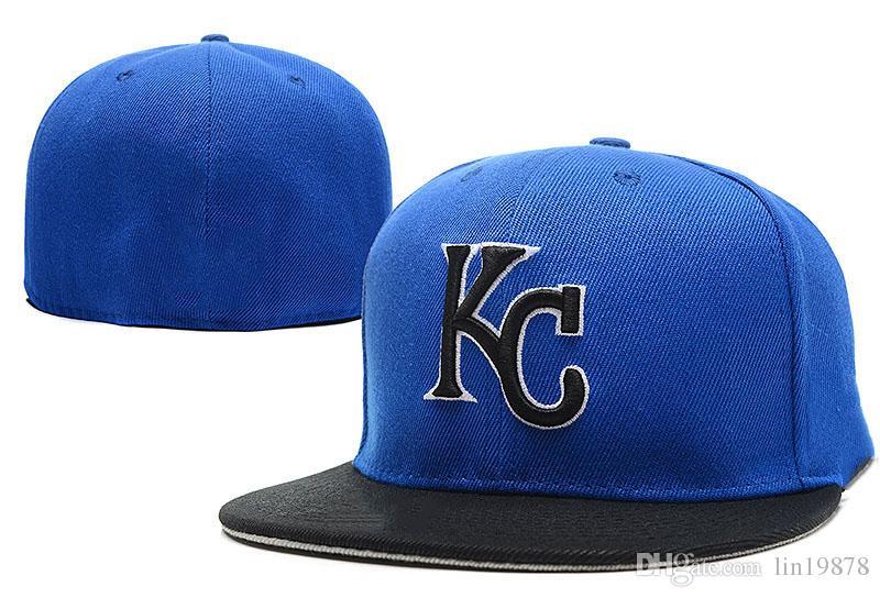 2018 estilo verão royals carta kc bonés de beisebol osso de qualidade superior dos homens primavera hip hop casquette chapéus
