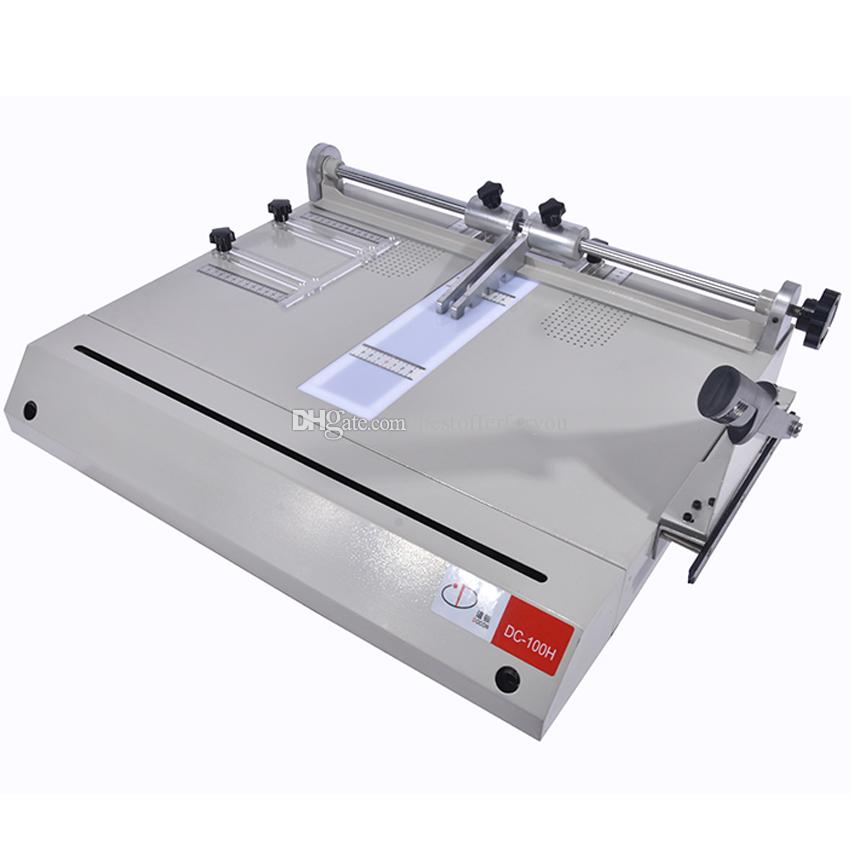 the latest 6f501 39dc4 2019 Hardcover Making Machine DC 100H Hardcover Case Maker A4 Vertical  Loading Book Cover Making Machine Hot Selling From Bestofferforyou, &Price;  | ...