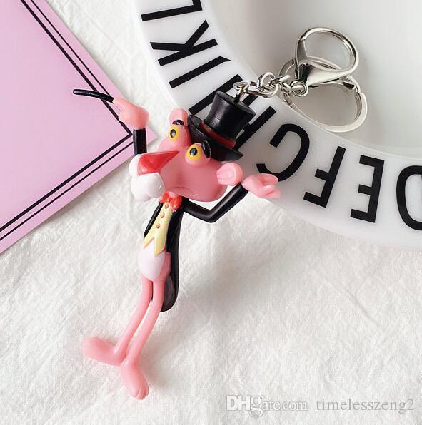 Bello stile europeo carino harajuku portachiavi cute cartoon portachiavi carino catena chiave regalo borsa accessori multicolore libera la nave