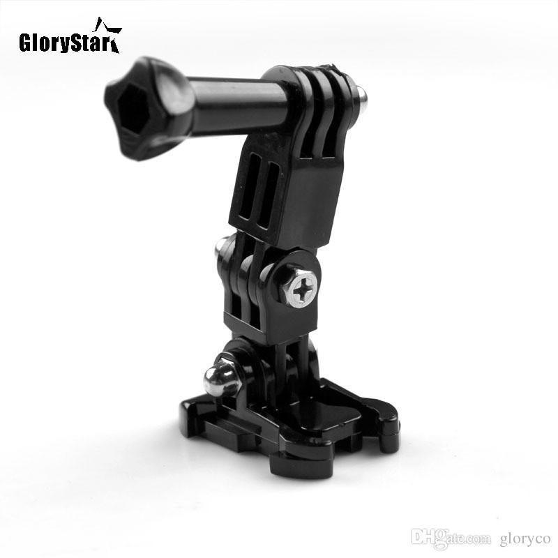 For Gopro Accessories 3-Way Adjustable Pivot Arm For GoPro Hero5 4 3 Xiaomi Yi SJCAM SJ4000 SJ5000 SJ7000 Sports Action Camera