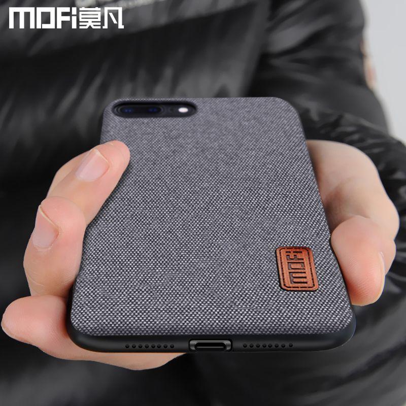 حافظة موفي لاجهزة ايفون 8 ، 8 بلس ، غطاء سيليكون ، حافظة صلبة ، بغطاء من الصدمات لرجال الاعمال او النساء ، غطاء خلفي لهاتف ابل iPhone7 7Plus