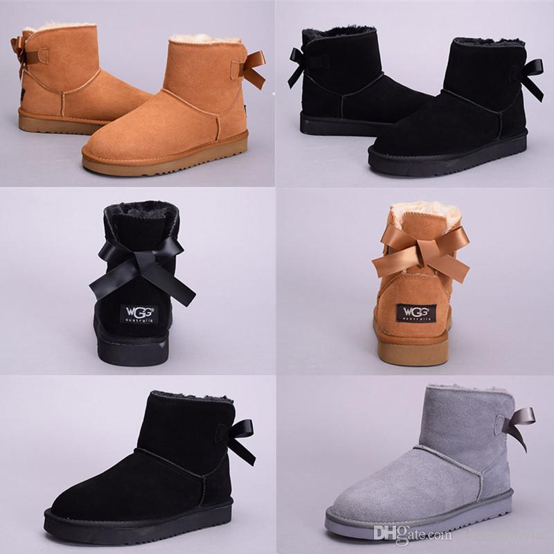 Australia Classic Snow Boots Top