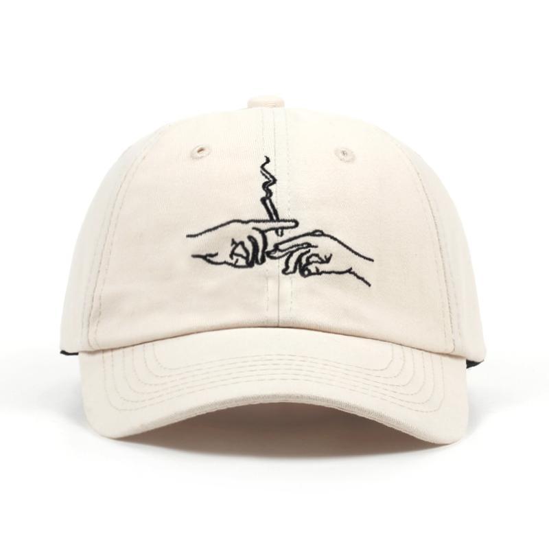 Voron الساخن بيع التدخين التطريز قبعة بيسبول للجنسين الأزياء أبي القبعات النساء الرياضة hars الرجال قبعات عارضة في الهواء الطلق للسفر