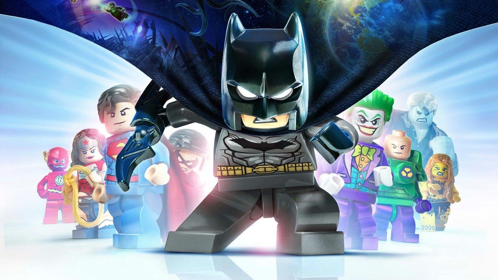 Lego batman oltre gotham Art Silk Poster 20x30 24x36 24x43