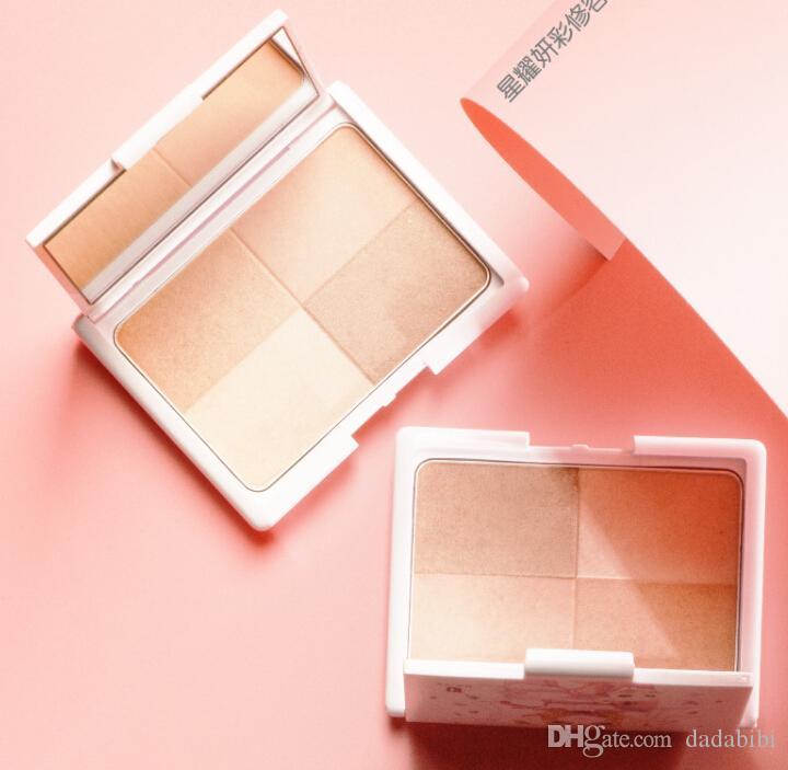NUOVO ARRIVO UKISS BRAND Bronzers Evidenziatori Blush e Concealer 4 colori per utilizzare il makeup pad SPEDIZIONE GRATUITA