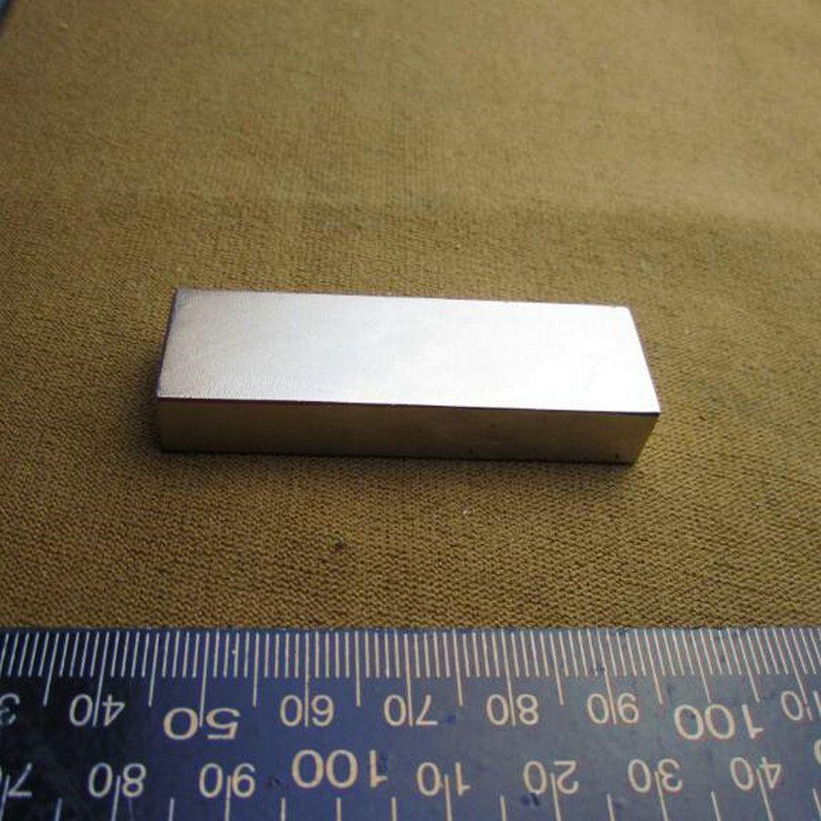 Magnete 1pc N45 60 x 20 x 10mm Magnete Potana Magneti Rari Super Strong Magneti Potenti Magneti al Neodimio