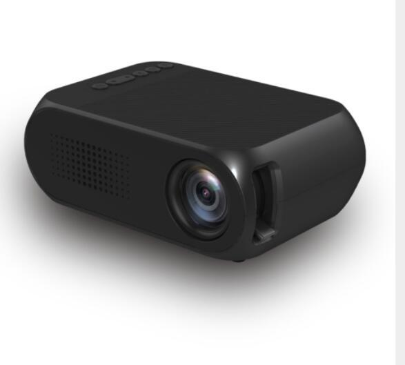 Mini 1080P HD Home Mini Movie Projector Multimedia Cinema Theater LED LCD Pocket-PC Friend Video Proyector