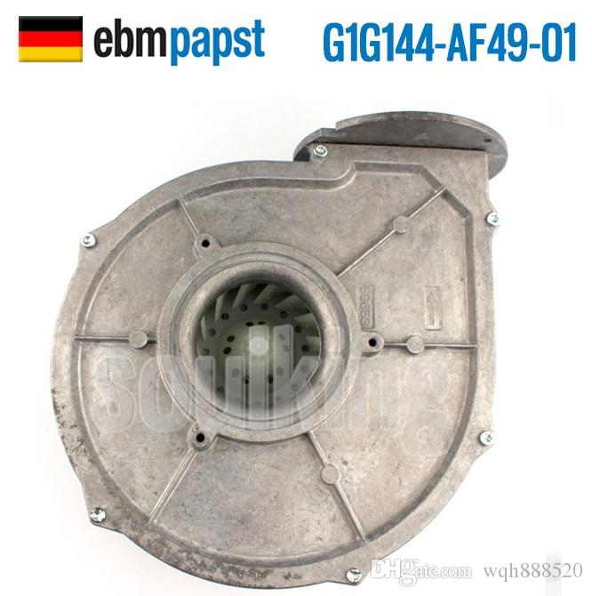 Wholesale German(ebmpapst G1G144-AF49-01 230V 75W)(ebmpapst RG148/1200-3633-010201)(RG90-18/56 12/4N ebmpapst MX10)cooling fan