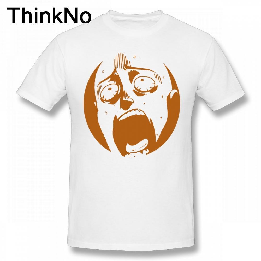 For Man Saitama T Shirt One Punch Man Tees New Arrival Top Design Plus Szie Tee Shirt Thinkno