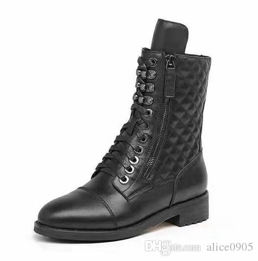 Brand Name Womens Winter Snow Martin Ankle Knight 100% Cow Real Leather Footwear Boots Shoes Size 35-40