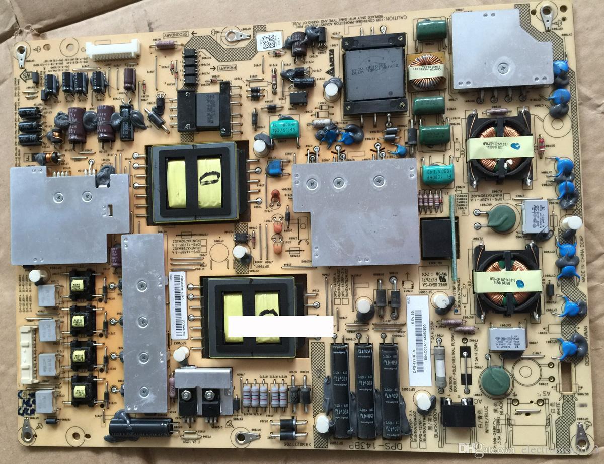 Testado Trabalhando Monitor LCD Original Placa de Fornecimento de Energia TV LED Placa PCB Unidade RUNTKA790WJQZ DPS-127BP A Para Sharp LCD-46LX830A