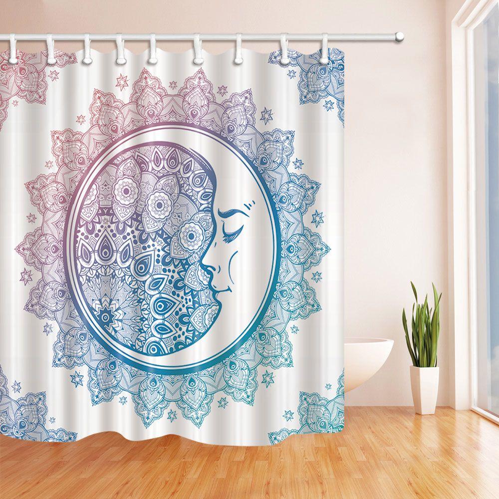 3D Drukowanie Wall Design Waterproof Creative Creative Curtain Digital Printing Duck Flower Tiger Pictures Home Hotel Użyj 5 sztuk Moc