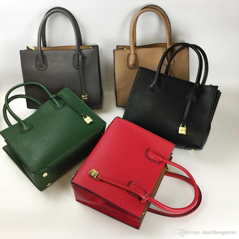 Frauen Handtaschen Geldbeutel Umhängetasche PU-Leder-Handtaschen 2020 neue Art und Weise sackt Frauen Tragetasche Umhängetasche Geldbeutel Mädchen Einkaufen-Geldbeutel