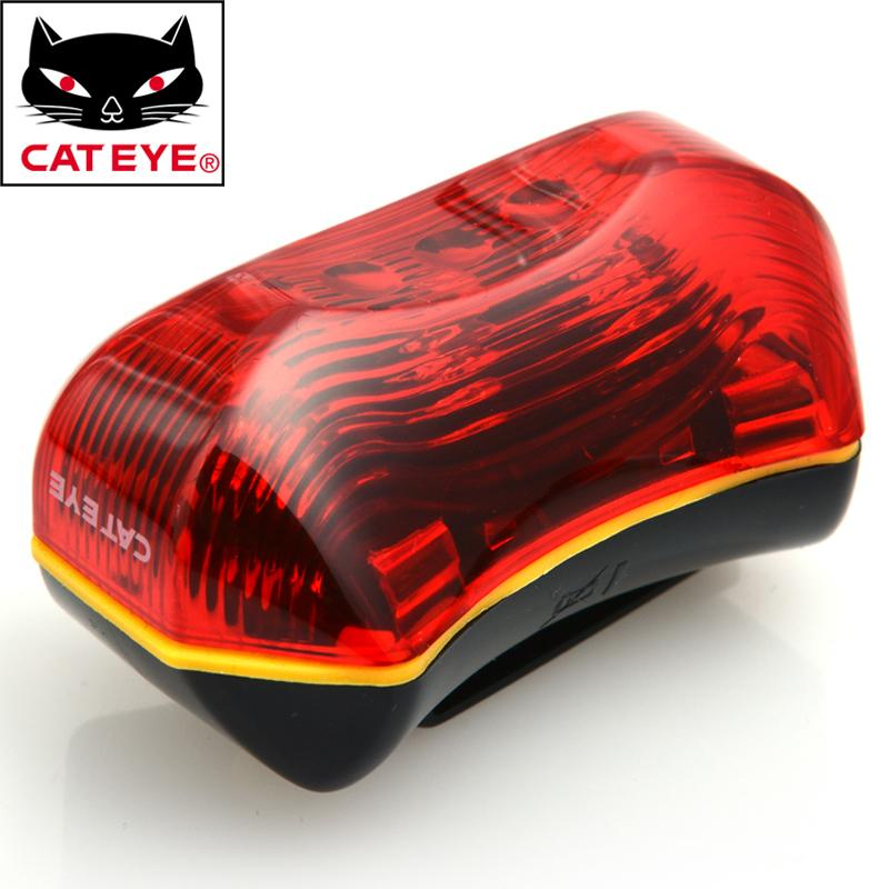 CatEye Feu Arrière TL-LD170-R Lampe de sécurité clip ceinture vélo Mounts