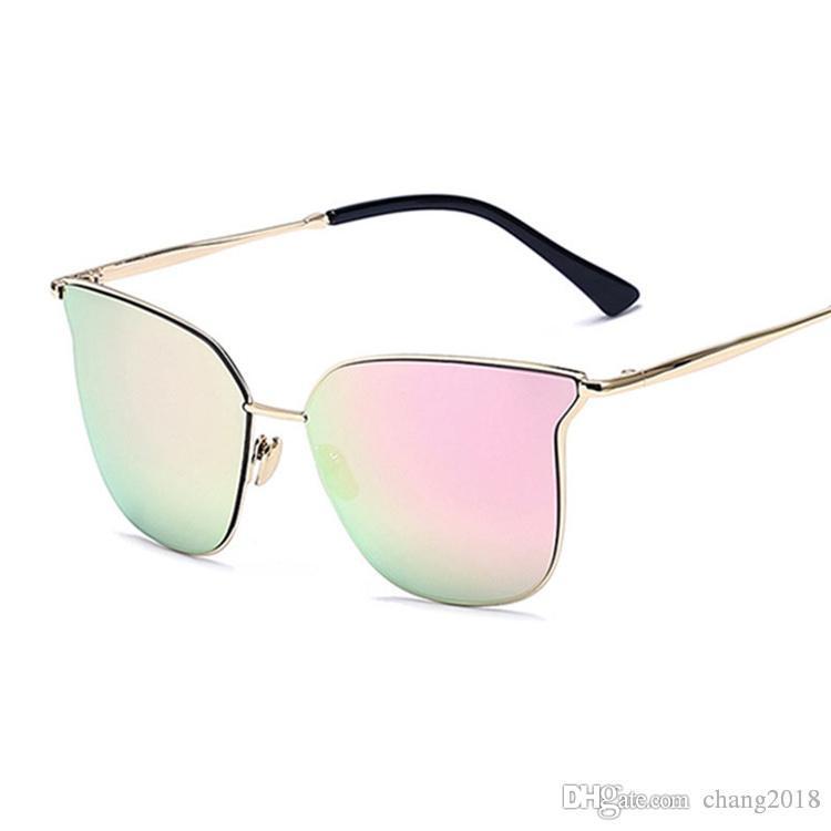 Aviation Night Vision Polarized Sunglasses Men Women Goggles Glasses UV400 Sun Glasses Driver Night Driving Eyewear 180215