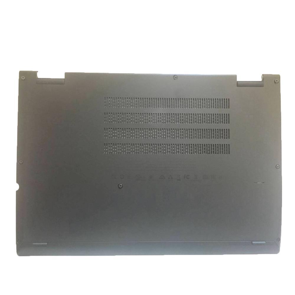 Original NEW Laptop Shell For Lenovo ThinkPad Yoga 260 Base Bottom Cover Lower Case Black 00HT414 01AX900 Silver 00HT415