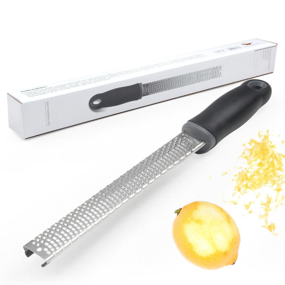 Großhandel Edelstahl Zitrone Reibe Messer Käse Schokolade Reibe Küche  Backing Kochen Werkzeuge Von Minggame18, 18,18 € Auf De.Dhgate.Com  Dhgate