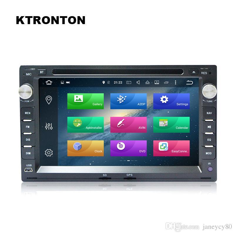 4G RAM Octa Core Android 8.0 Reproductor de DVD para coche para VW PASSAT B5 B6 Bora Passat Mk5 Golf Mk4 Polo con radio GPS Navi Wifi DVR Mirror Link
