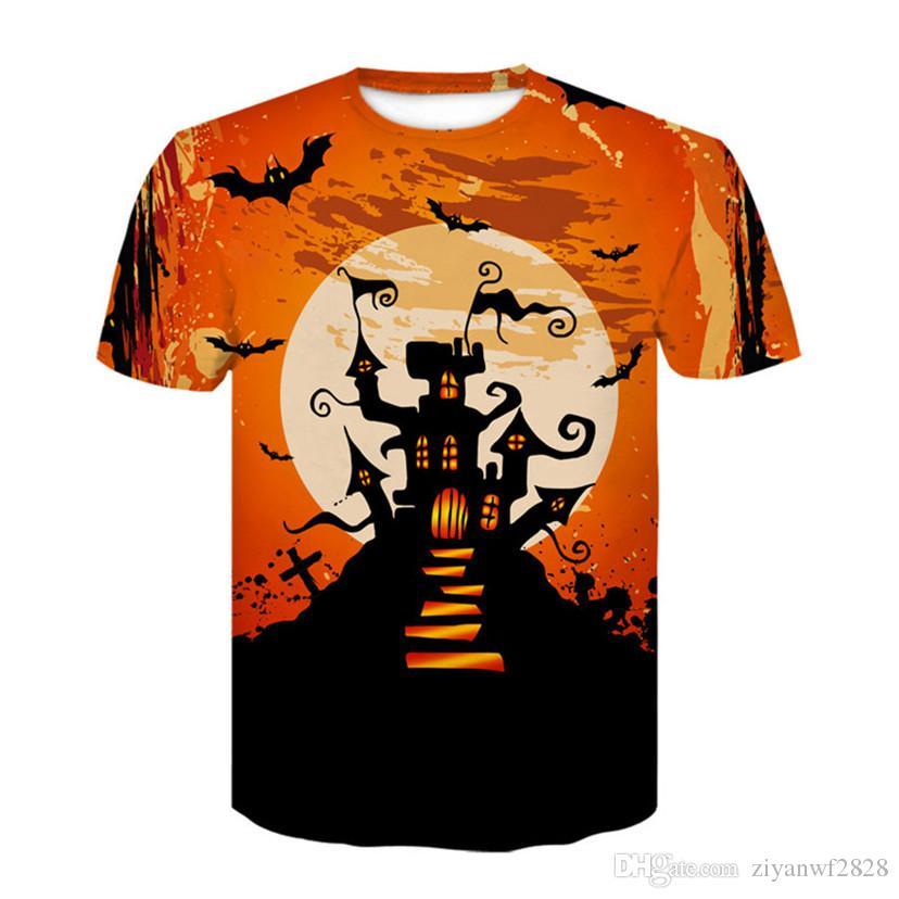 Compression T Shirt Halloween 3D Shirt Masswerks Store