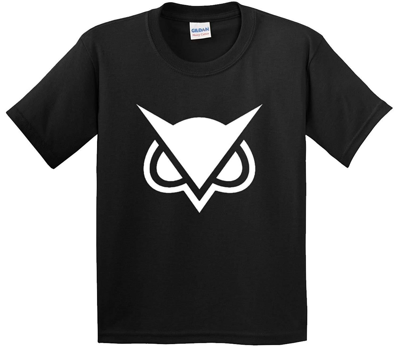 New Way 747 - Camiseta para jóvenes Vanoss Gaming Vg Owl Logo