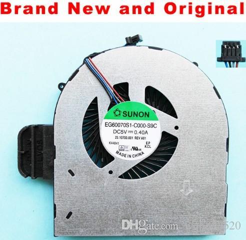 Ventola CPU nuovissima e originale per SUNON EG60070S1-C000-S9C DC 5V 0.4A 23.10700.001 cpu