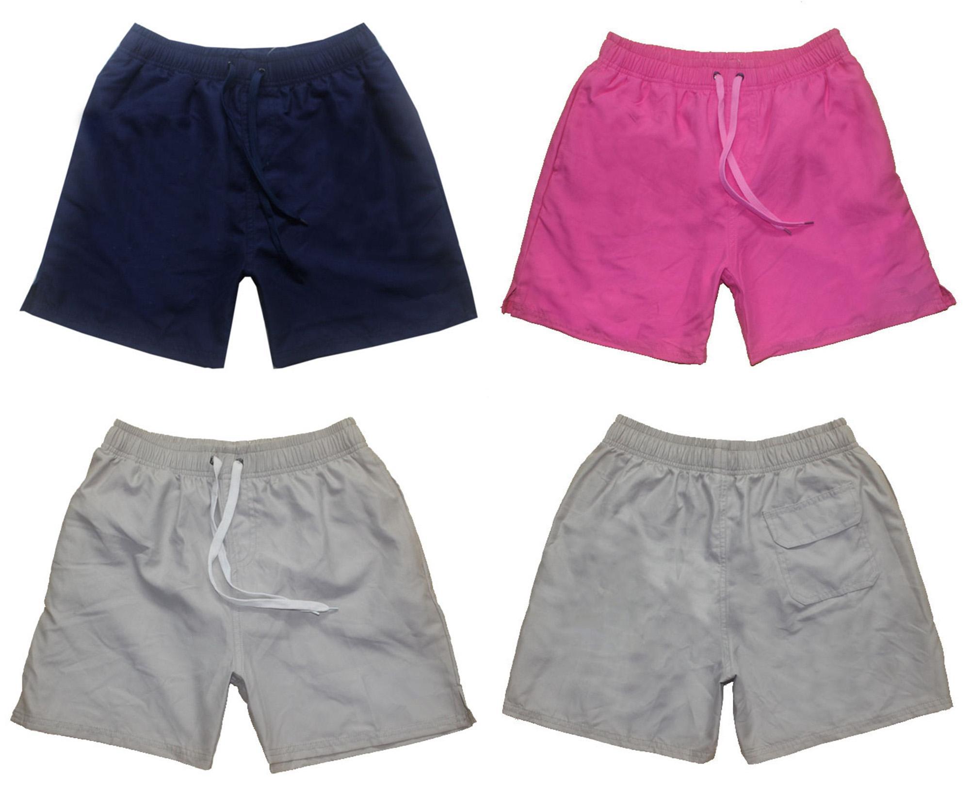 Brand New Polyester Relaxed Mens Bermudas Shorts Board Shorts Beachshorts Swim Trunks Swimwear Swim Pants Quick Dry Surf Pants Leisure Pants