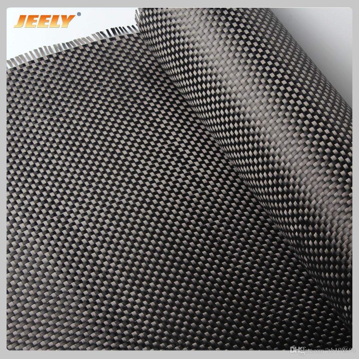 "3K 200g Carbon Fiber /& Yellow Aramid Fabric Twill I Shape Weave Cloth 40/"" x 40/"""