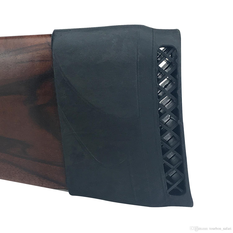 Tourbon الصيد بندقية زينة التكتيكية الادسنس بندقية الارتداد الوسادة الأرداف المطاط الوسادة بندقية رماية الانزلاق على