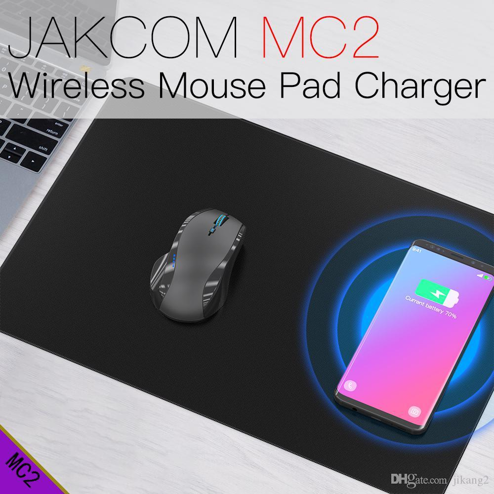 JAKCOM MC2 Wireless Mouse Pad Charger Hot Sale in Mouse Pads Wrist Rests as t8s mini double laser red hand graphics card