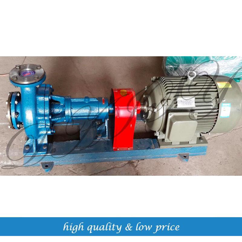 32-32-160 1.5KW 380V Dreiphasen 50hz Kontinuierliche Zirkulations-Heißölpumpe