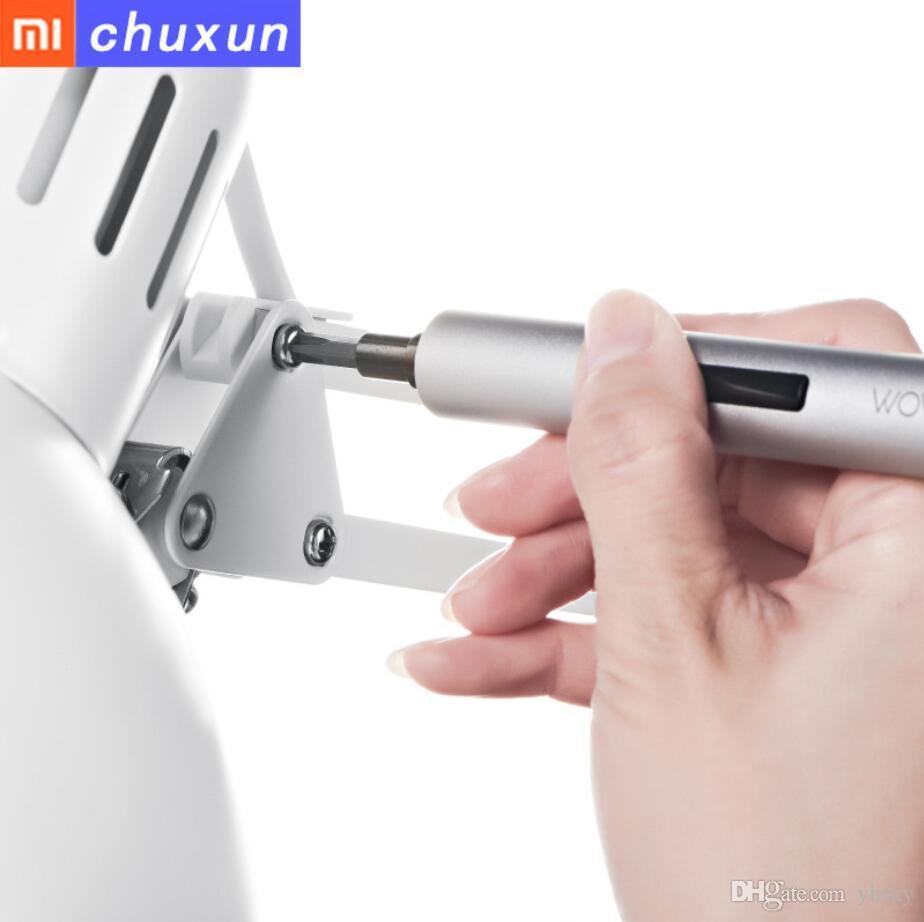 Новый Wowstick 21 в 1 точность мини портативный беспроводная Электрическая отвертка для телефона камеры точные инструменты для ремонта с 20 бит