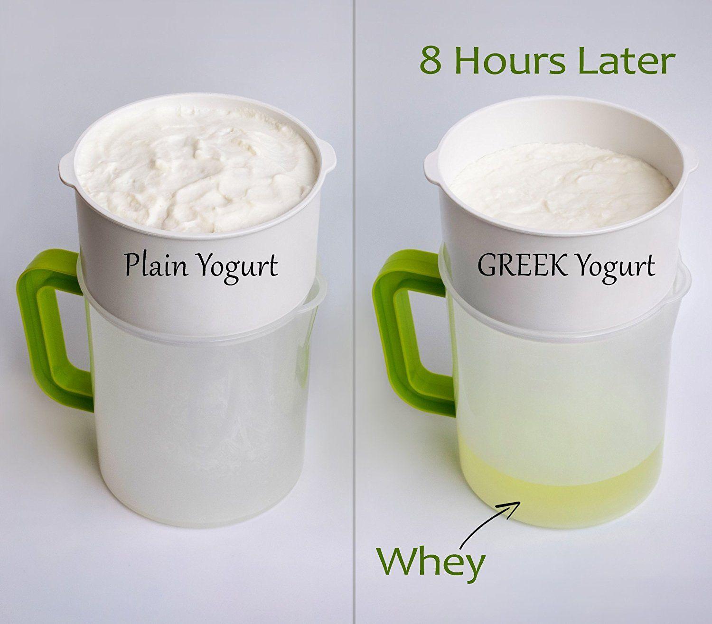 Latte di noci e filtro greco per yogurt Latte di soia del filtro a coppa dopo il plasma tazza di latte di soia ogni succo di scoria filtrazione medicina