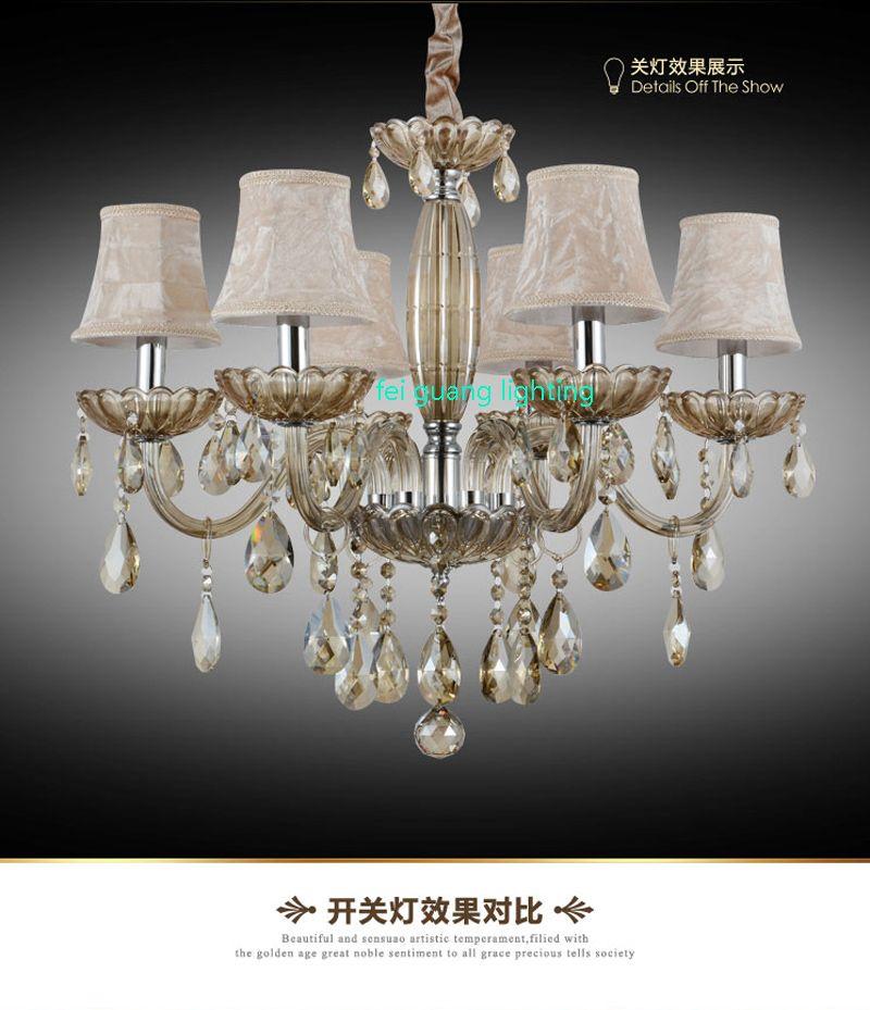 Lampadari Di Cristallo Classici.Acquista Lampadario Di Cristallo Di Lusso Lampadari Guidati