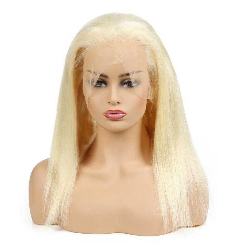Parrucche dei capelli umani brasiliani vergini 613 parrucche del pizzo anteriore del pizzo full bionda parrucche del pizzo sraight parrucche dei capelli umani