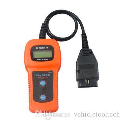 Narzędzie diagnostyczne silnika, U-480 CAN-Bus OBD OBD2 Code Reader Scanner, Interfejs Auto Auto