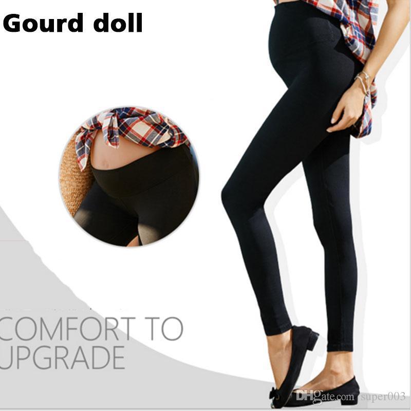 Calças de verão para mulheres grávidas ajustável tamanho grande leggings de maternidade Uma variedade de estilos de leggings grávidas
