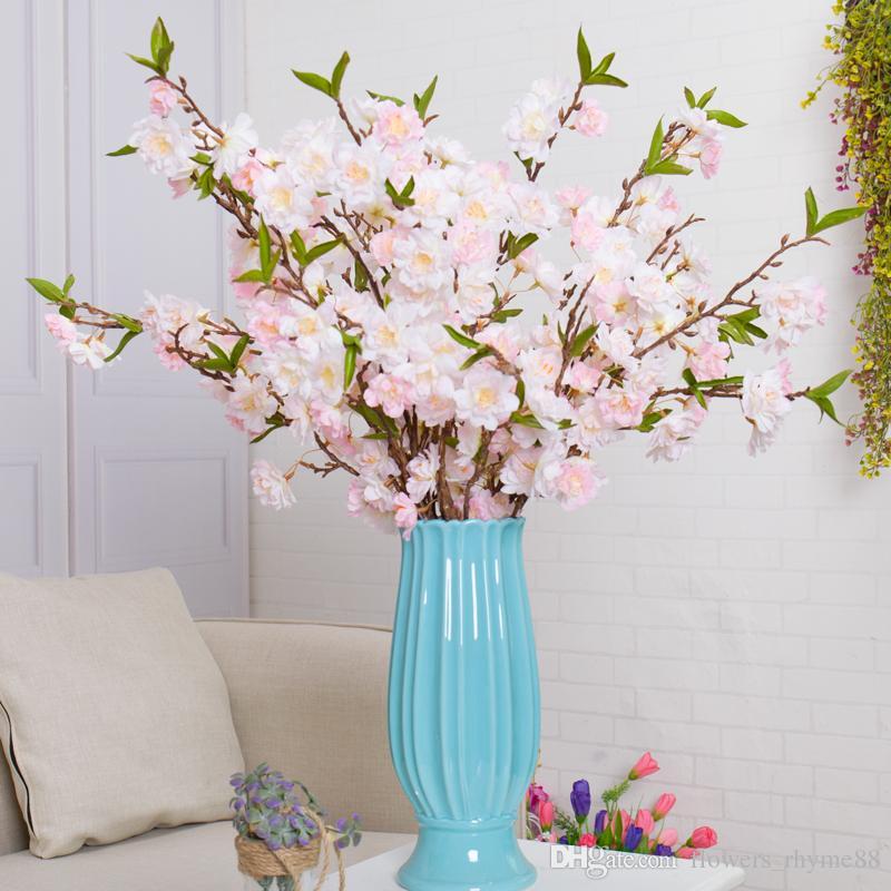 2020 Artificial Cherry Blossom Trees Fake Sakura Artificial