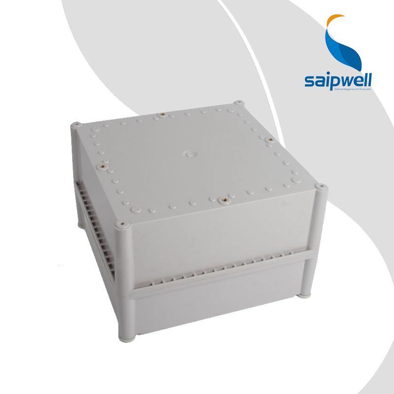 Su geçirmez plastik ABS muhafaza bağlantı kutusu 280 * 280 * 180mm SP-02-282818