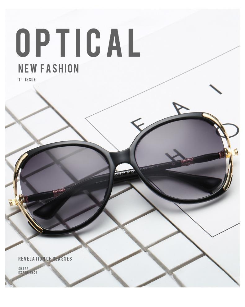 Compre 2018 Nuevas Gafas De Sol Europa Y Los Estados Unidos Moda ...