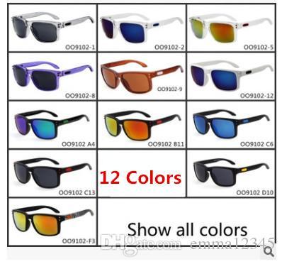 Moda 9102 Estilo Óculos De Sol VR46 Julian Wilson MotoGP Assinatura Óculos de Sol Esportes UV400 Oculos Goggles Para Homens 10 PCS Lote