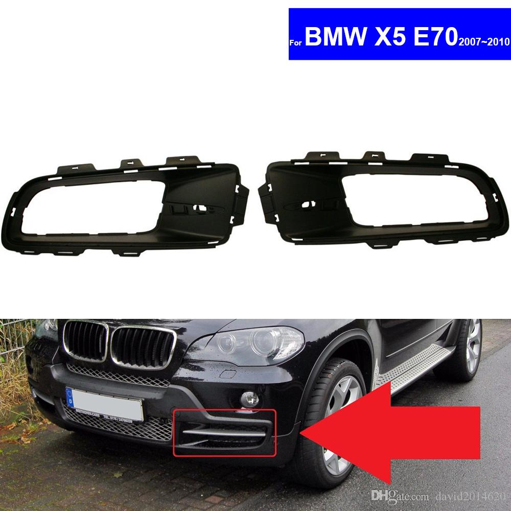 Right Passenger Side Rear Bumper Reflector Light Cover for BMW X5 E70 2007-2010