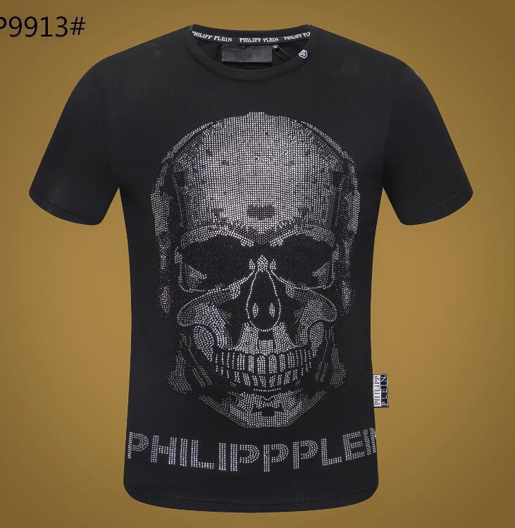 Camiseta rayada ocasional de los hombres 2018 nueva solapa de la moda POLO camisa marca de lujo del diseñador del bordado impresión del algodón de la camiseta de alta calidad # 609