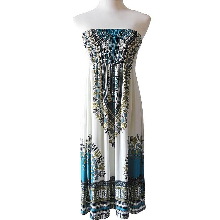 Europe and the United States wrapped in chest waist waist skirt large code fashionable milk silk ice silk dress 9012