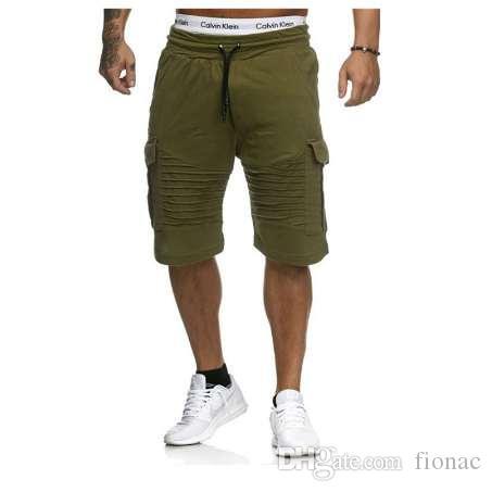 Męskie letnie szorty letnie modne spodenki męskie spodenki mody M-XXXL