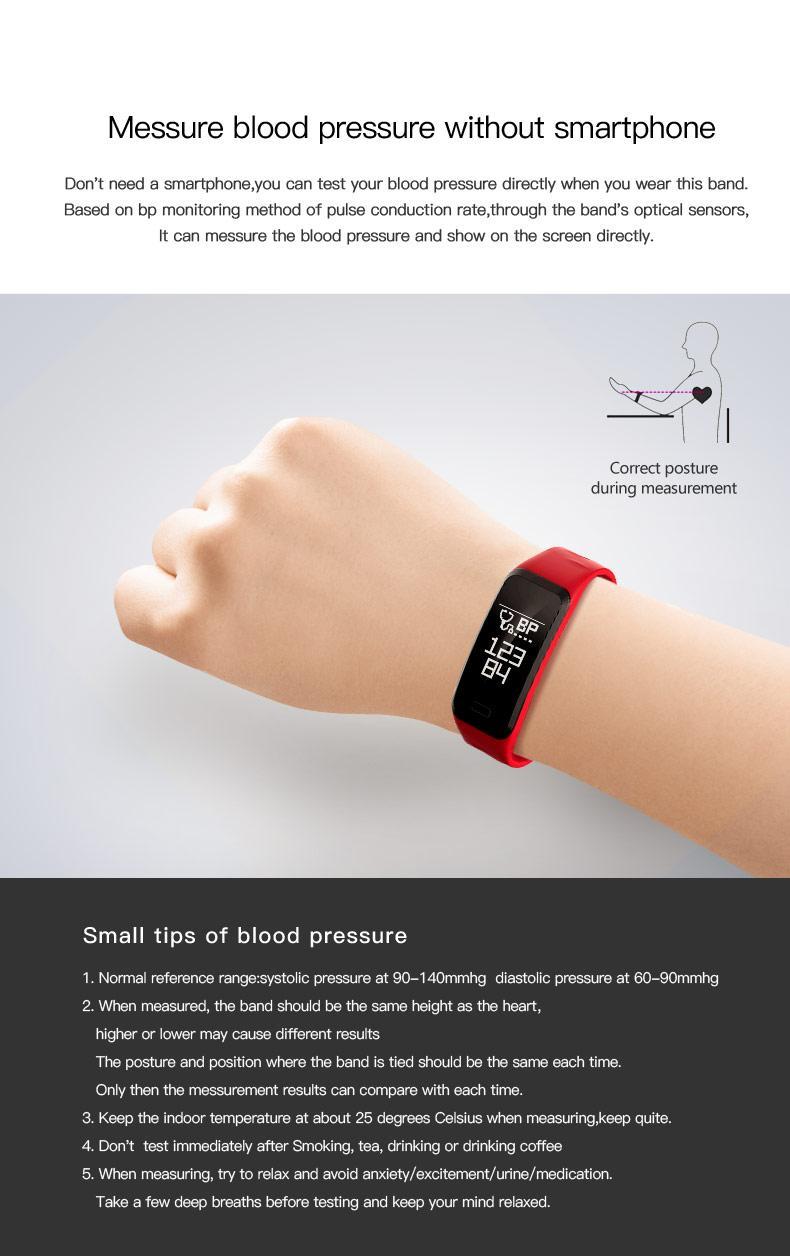 Smart Fitness Tracker Watch (3)