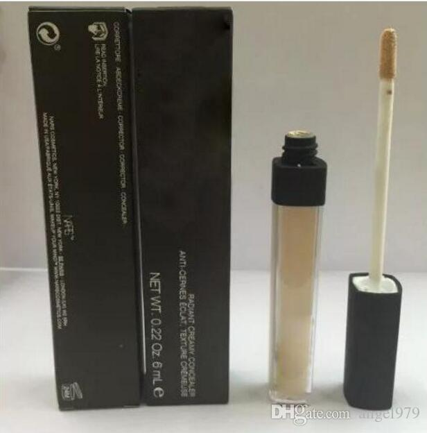 Radiant Fondazione Creamy Concealer liquido NUOVO trasporto libero sei colori tra cui scegliere 12PCS marchio trucco viso