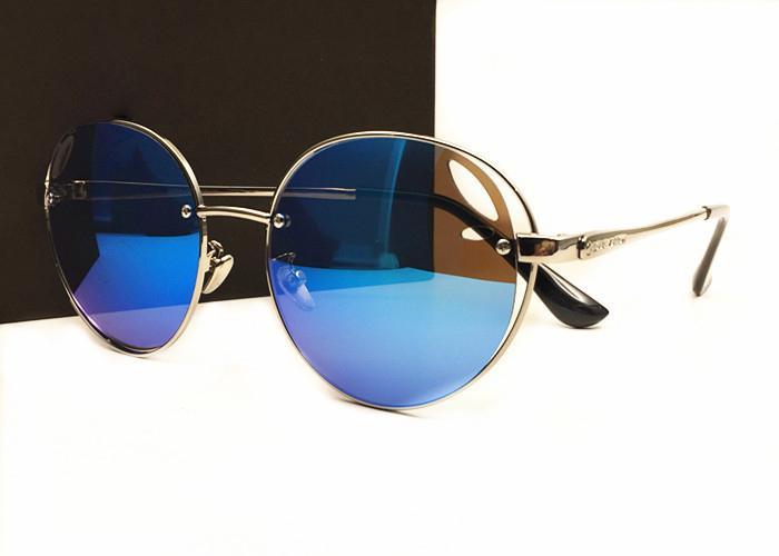 estate donna moda Luxury Designer Occhiali da sole UV400 guida Occhiali da sole Lady uomo montatura in metallo Occhiali da sole occhiali da sole
