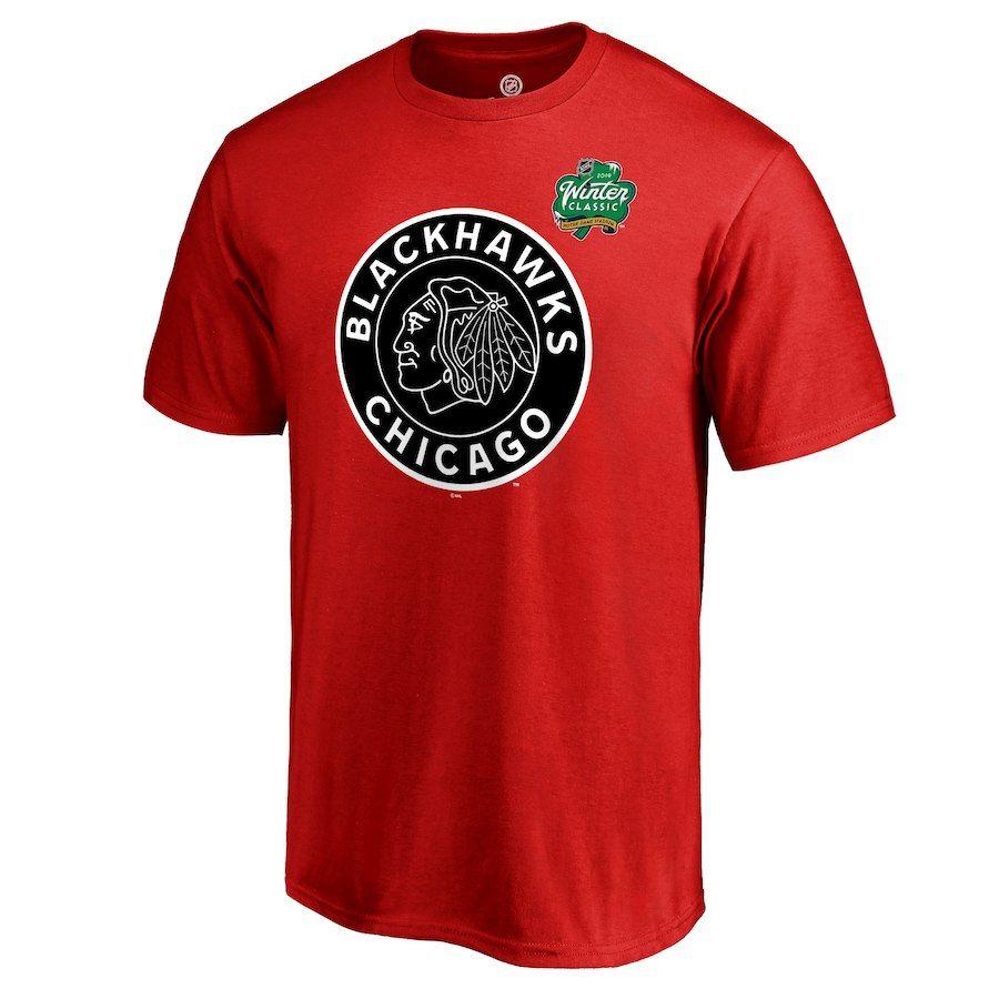 Boston Bruins gegen Chicago Blackhawks 2019 klassisches Winter-Matchup-T-Shirt KANE TOWES David Pastrnak Brad Marchand Name und Nummer Tee