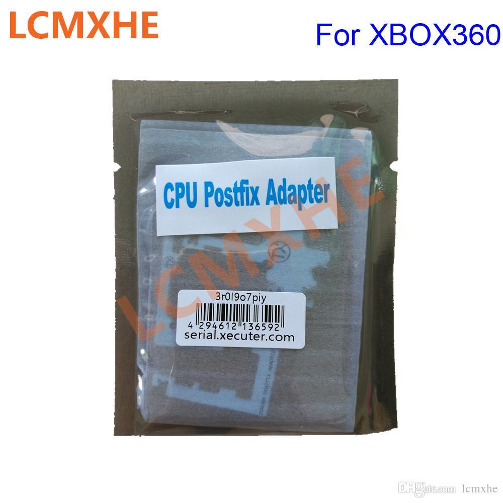 Novo CPU adaptador postfix V1 para xbox 360 para xbox360 peças de reparo magro OEM de alta qualidade frete grátis